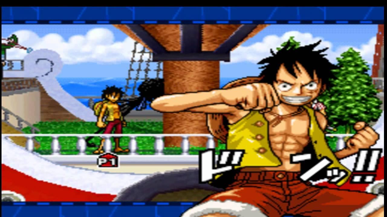 One Piece Gigant Battle Walkthrough Part 1