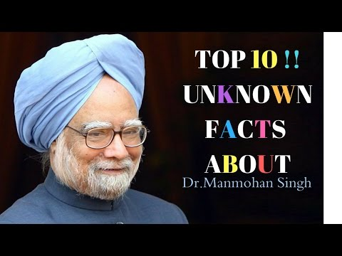 TOP 10 UNKNOWN FACTS ABOUT DR. MANMOHAN SINGH | Facts Bell