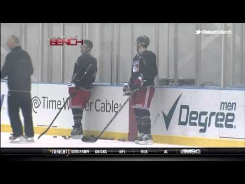 Derek Stepan: Open Mic