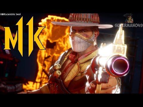 First Time Playing Kombat League! - Mortal Kombat 11: