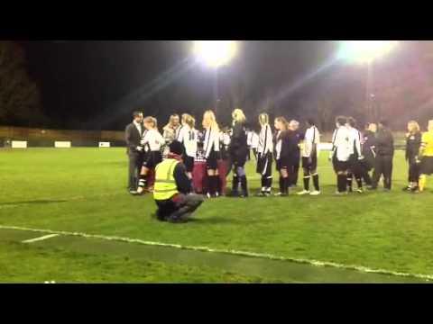Chelsea ladies reserves final