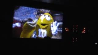 my trip to the las vegas strip watching a 3d movie mms world las vegas nv 542014