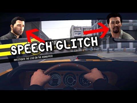 Driver San Francisco- Mission Speech In Free Roam Glitch
