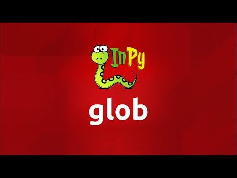 glob in Python
