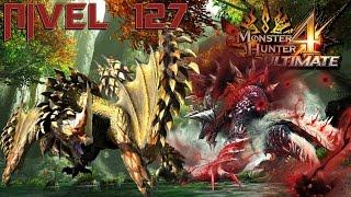 Vídeo Monster Hunter 4 Ultimate