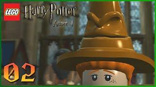 LEGO : Harry Potter Années 1 à 4 - Let's Play (FR) | Episode 2 : LE CHOIXPEAU MAGIQUE !