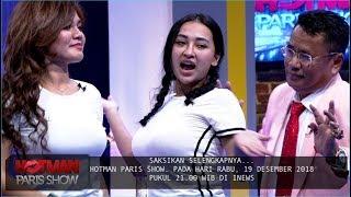 Duo Gobas Siap Bergoyang Aduhai Sampai Basah di Hotman Paris Show, 19 Desember