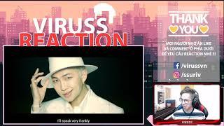 BTS (방탄소년단) '작은 것들을 위한 시 (Boy With Luv) feat. Halsey' Official MV | Viruss Reaction Kpop