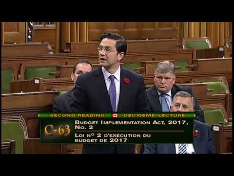 "Amazing Pierre Poilievre speech on the meaning of ""Thank You"" in a free market economy"