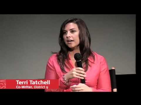 Terri Tatchell: District 9 CoWriter  Vancouver Film School VFS