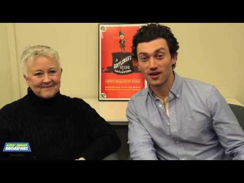 Kids' Night on Broadway Meet A GENTLEMAN'S GUIDE TO LOVE AND MURDER's Jane Carr & Bryce Pinkham
