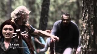 Нация Z / Z Nation (1 сезон) - Русский Трейлер [HD]