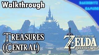 [Walkthru] The Legend of Zelda: Breath of the Wild - Treasures (Central)