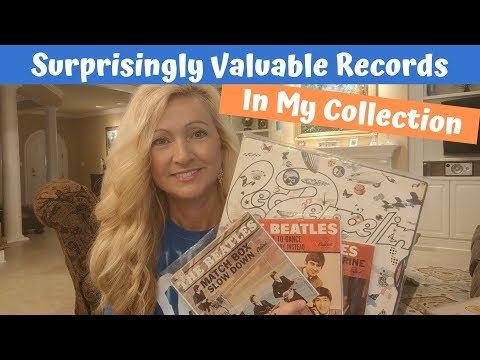Records That Are Valuable - You May Be Surprised!