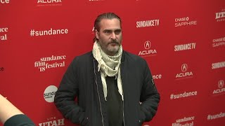 Joaquin Phoenix: 'To Die For' 'really changed me as an actor'
