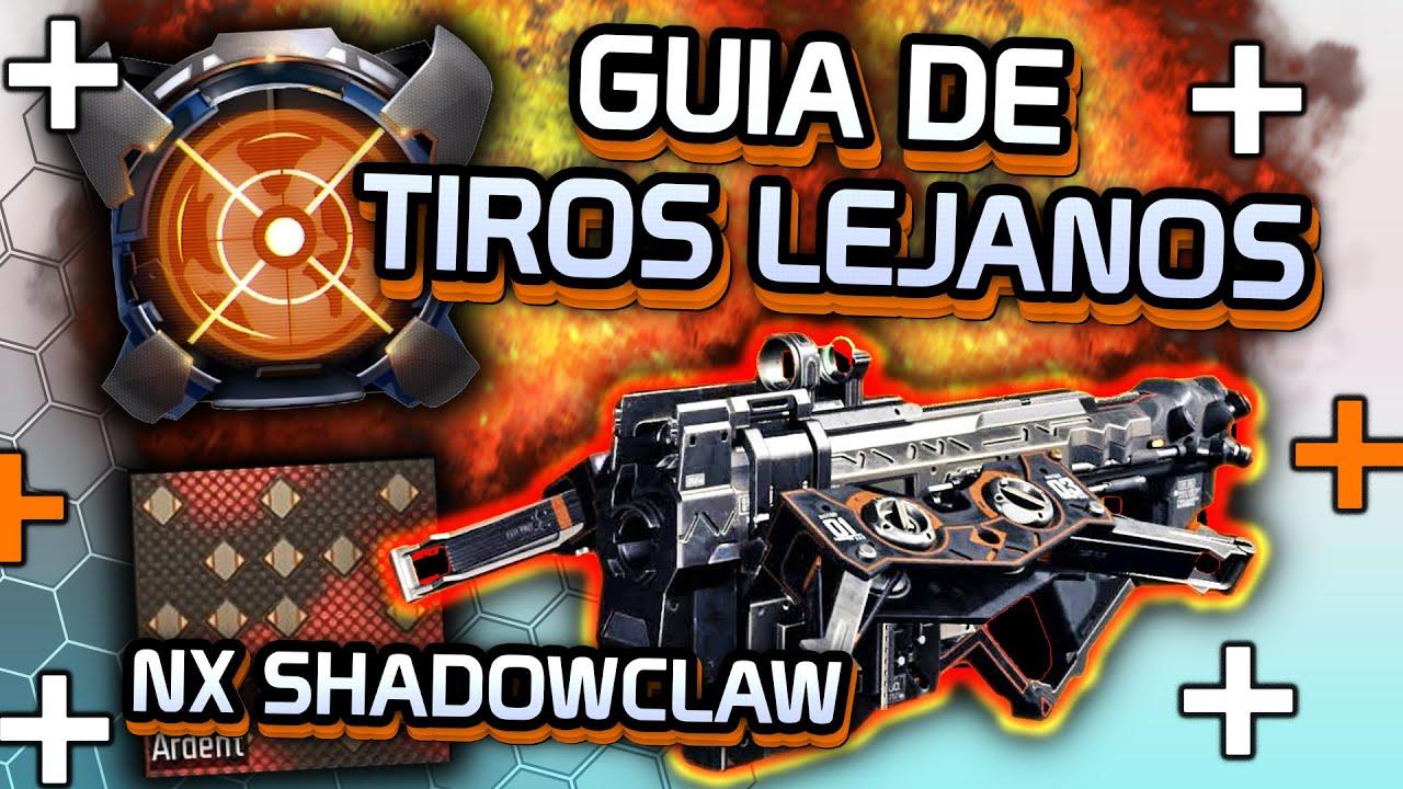 Gu U00cda De Tiros Lejanos Con La Nx Shadowclaw  La Ballesta