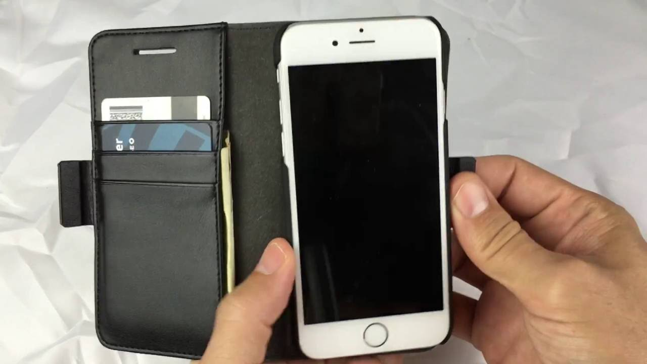 reputable site 00f70 006e1 Best Magnet Wallet Case for iPhone 6 & 6s | Review- Check this One Out!!!