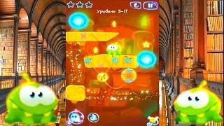 Om Nom 2 Super Noms Cartoon Game Android PC   Ам Ням 2 Супер Нямы Мультик Игра Андроид ПК
