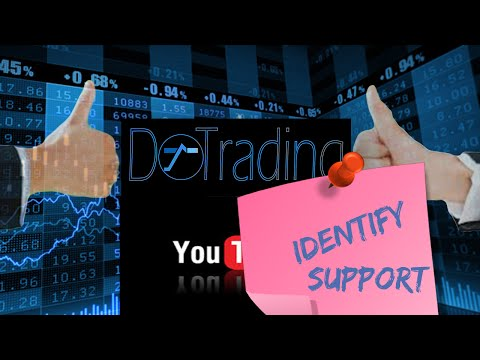 """Bourse, comment trader : """"identifier support au carnet"""" by DoTrading"""