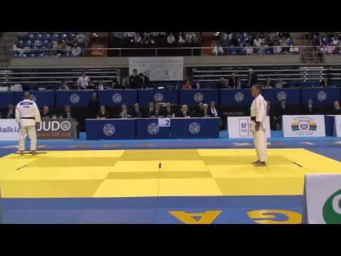World Judo Kata Championship 2014 Malaga Kodokan Goshin Jutsu Portugal P. Goncalves & P. Moreira