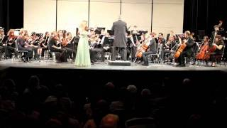 Maggie Estes Barber Violin Concerto 3rd movement