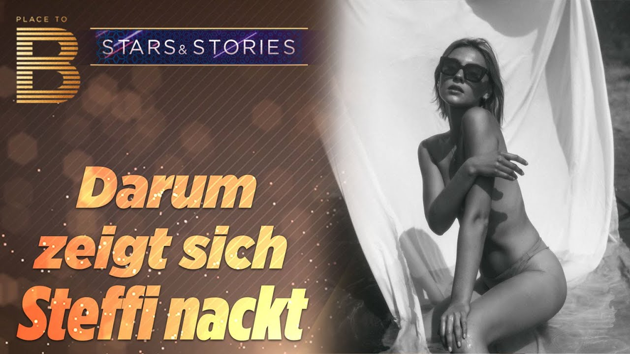 Nackt stefanie-giesinger Stefanie Giesinger