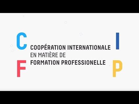 La Coopération internationale en matière de formation professionnelle