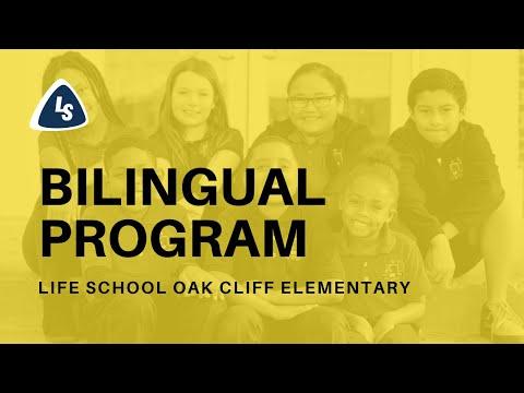 Bilingual Program | Life School Oak Cliff Elementary