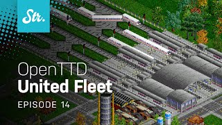 First Maglev — OpenTTD: United Fleet — EP 14