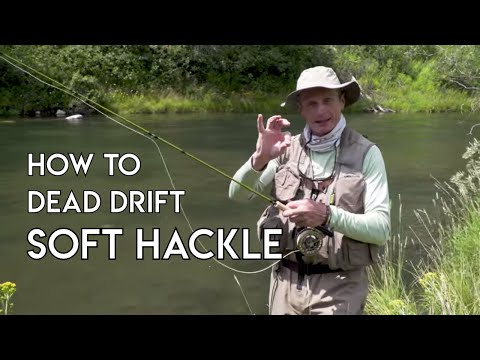 Dead Drift A Soft Hackle Wetfly | How To