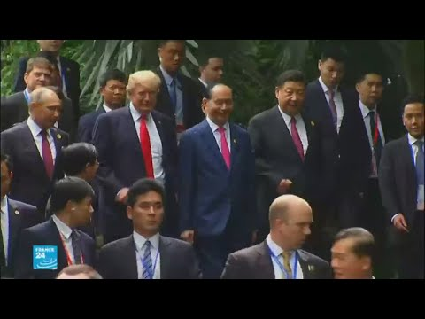 زيارة ترامب للفلبين لن تقلق رئيسها بما يتعلق بحقوق الإنسان  - 16:22-2017 / 11 / 14