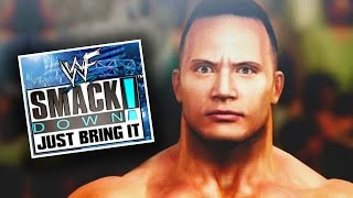 HELL IN A CELL & TABLES MATCHES!! | WWF Smackdown: Just Bring It!