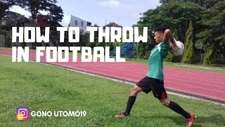 How To Throw In Football