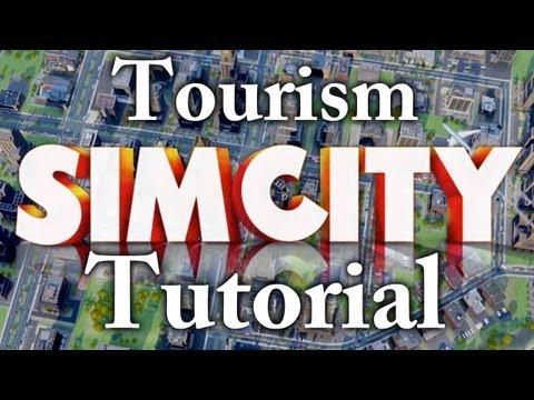 SimCity: Tourism Mini-Tutorial