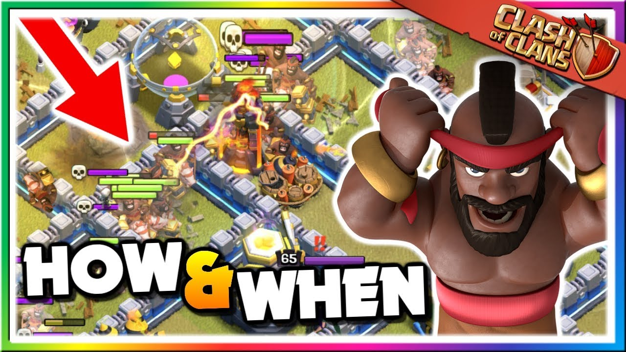 SUI MASS HOGS - How and When to Use It - TH12 Attack Strategy | Clash of  Clans