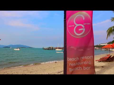 Secret Garden Beach Resort Koh Samui
