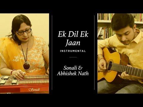 Ek Dil Ek Jaan Instrumental  Padmaavat Abhishek Nath  Sonali Nath