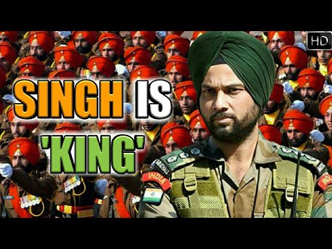 Sikh Regiment - Highest Decorated Regiment Of The Indian Army (Hindi)