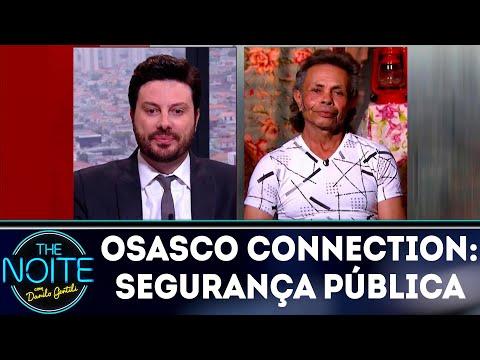 Osasco Connection 2018: Away, Gaga de Ilhéus e Z-Maguinho - Ep. 2 | The Noite (07/06/18)
