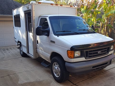 Box Truck Camper For Sale and Channel Updates