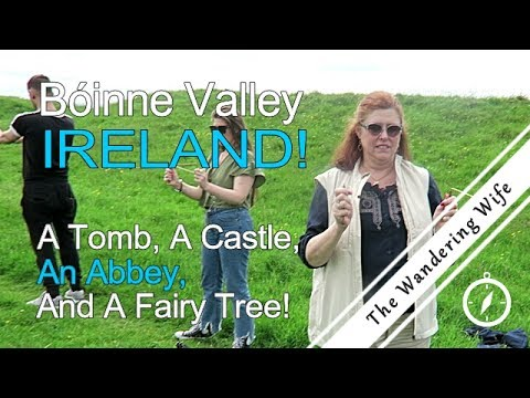 IRELAND: Newgrange, Trim Castle & Bective Abbey | TRAVEL VLOG #0042