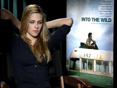 Into the Wild - Exclusive: Kristen Stewart Interview