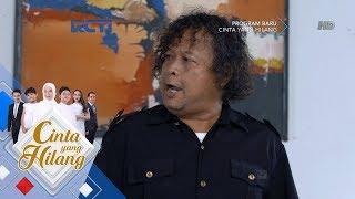 CINTA YANG HILANG - Jarwo Ngamuk Dirumah Salim Karena Indah Dan Ilham Kabur [29 Mei 2018]