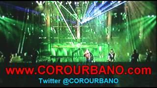 PRESENTACION - Daddy Yankee - Lovumba En Los Premios Casandra 2012