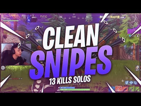 TSM Myth - YOU\'VE NEVER SEEN SNIPES THIS CLEAN!! (Fortnite BR Full Match)