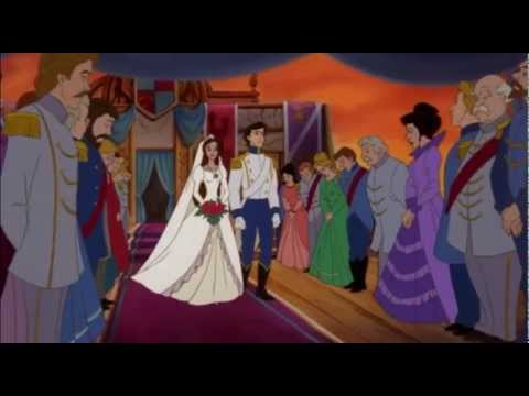 Little Mermaid Wedding Scene Priest