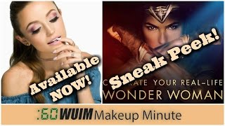Makeup Minute | KL Polish by Kathleen Lights SPRING Line Available NOW! + Luxie x Wonder Woman!