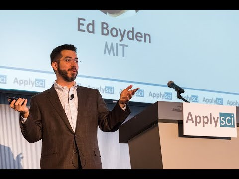 Ed Boyden on technologies for analyzing & repairing the brain | ApplySci @ MIT