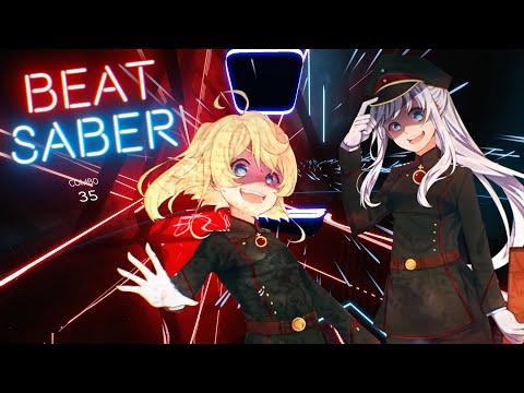 Beat Saber - Jingo Jungle [Saga Of Tanya The Evil Opening] – AmaLee (FullCombo - ExpertPlus)