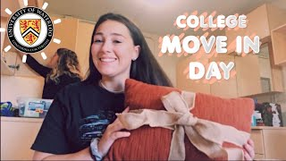 COLLEGE DORM MOVE-IN VLOG | University of Waterloo | freshman year